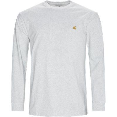 L/S Chase T-shirt Regular | L/S Chase T-shirt | Grå